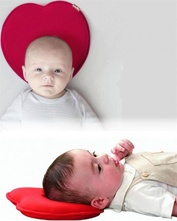 100100354 babymoov 52028 lovenest pillow red bb Zonemarket